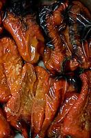 Belo Horizonte_MG, Brasil...Festival Gastronomico Sabor e Saber, na foto detalhe de pimentao...The Gastronomic Festival Sabor e Saber, in the photo some bell peppers...Foto: BRUNO MAGALHAES / NITRO