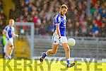 Sean Sheehan Templenoe  in Action Against  Glenbeigh in the Junior County Final at Fitzgerald Stadium Killarney on Sunday.