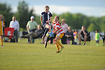 Soccer ole Blue vs. Soccer Ole Gold at Mike Rose Soccer Complex in Memphis, Tenn. on Thursday, May 12, 2016.