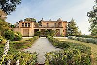 Le Domaine du Rayol:<br /> villa &quot;le Rayollet&quot; (1925)