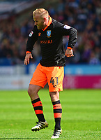 Sheffield Wednesday's Barry Bannan<br /> <br /> Photographer Andrew Vaughan/CameraSport<br /> <br /> The EFL Sky Bet Championship Play-Off Semi Final First Leg - Huddersfield Town v Sheffield Wednesday - Saturday 13th May 2017 - The John Smith's Stadium - Huddersfield<br /> <br /> World Copyright &copy; 2017 CameraSport. All rights reserved. 43 Linden Ave. Countesthorpe. Leicester. England. LE8 5PG - Tel: +44 (0) 116 277 4147 - admin@camerasport.com - www.camerasport.com