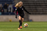 Bridgeview, IL - Saturday March 31, 2018: Alyssa Mautz during a regular season National Women's Soccer League (NWSL) match between the Chicago Red Stars and the Portland Thorns FC at Toyota Park.