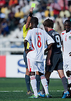 Jack McInerney. US Men's National Team Under 17 defeated Malawi 1-0 in the second game of the FIFA 2009 Under-17 World Cup at Sani Abacha Stadium in Kano, Nigeria on October 29, 2009.