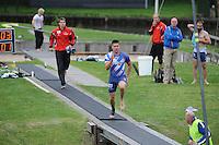 FIERLJEPPEN: IJLST: 10-07-2013, 1e Klas wedstrijd, ©foto Martin de Jong