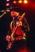 Stevie Ray Vaughan: New York City: On November 1, 1989 : <br /> Madison Square Garden<br /> Photo Credit: Eddie Malluk/Atlas Icons.com