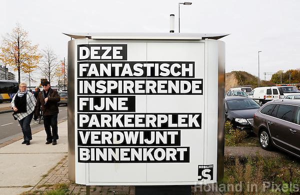 Nederland  Eindhoven 2015. Toekomstige woningbouw bij Strijp-S . Foto Berlinda van Dam / Hollandse Hoogte