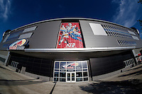 Harrison, NJ - Thursday Sept. 15, 2016: Red Bull Arena  prior to a CONCACAF Champions League match between the New York Red Bulls and Alianza FC at Red Bull Arena.