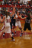 Coquille-Glide Girls basketball