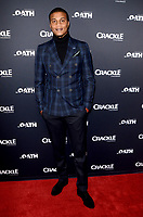 """LOS ANGELES - JAN 14:  Cory Hardrict at the Crackle's """"The Oath"""" Photo Call at the Langham Huntington Hotel on January 14, 2018 in Pasadena, CA"""
