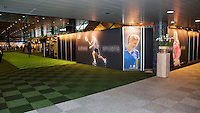 09-02-14, Netherlands,Rotterdam,Ahoy, ABNAMROWTT, VIP Lounge<br /> Photo:Tennisimages/Henk Koster