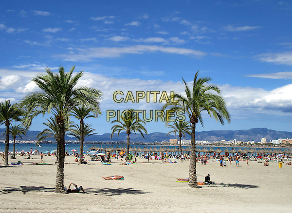 Views around the resort S'Arenal, Majorca, September 2016<br /> CAP/ROS<br /> &copy;Steve Ross/Capital Pictures