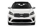 Car photography straight front view of a 2019 KIA Sorento SX Limited 5 Door SUV