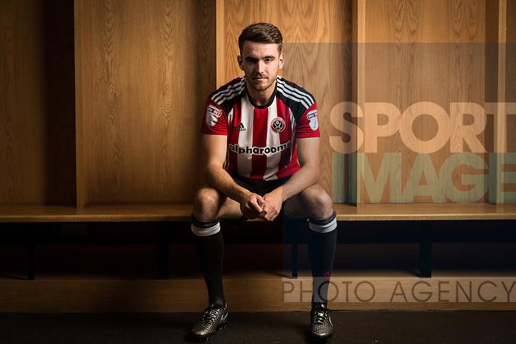Ben Whiteman of Sheffield Utd