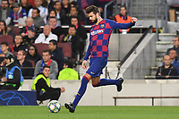 FOOTBALL: FC Barcelone vs SK Slavia Praha - Champions League - 05/11/2019<br /> Gerard Pique<br /> <br /> <br /> Barcellona 5-11-2019 Camp Nou <br /> Barcelona - Slavia Praga <br /> Champions League 2019/2020<br /> Foto Paco Largo / Panoramic / Insidefoto <br /> Italy Only