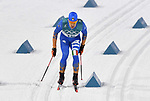 Federico Pellegrino (ITA). Mens sprint classic qualification. Cross country skiing. Alpensia Croos-Country skiing centre. Pyeongchang2018 winter Olympics. Alpensia. Republic of Korea. 13/02/2018. ~ MANDATORY CREDIT Garry Bowden/SIPPA - NO UNAUTHORISED USE - +44 7837 394578