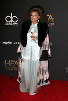 BEVERLY HILLS, CA - NOVEMBER 5: Andra Day, at The 21st Annual Hollywood Film Awards at the The Beverly Hilton Hotel in Beverly Hills, California on November 5, 2017. <br /> CAP/MPI/FS<br /> &copy;FS/MPI/Capital Pictures