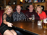 Brenda Bohill, Niall Reynolds, Kevin Connor and Ann Reynolds enjoying the New year weekend in The Weavers. Photo:Colin Bell/pressphotos.ie