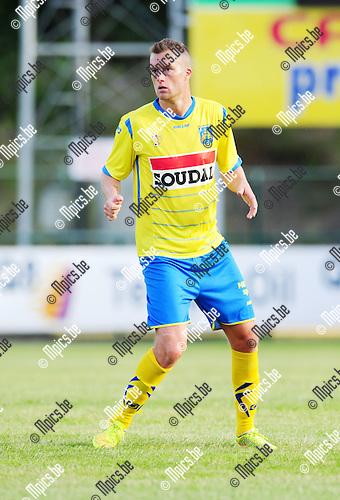 2014-07-02 / Voetbal / seizoen 2014-2015 / KVC Westerlo / Jeffrey Rentmeister<br /><br />Foto: mpics.be