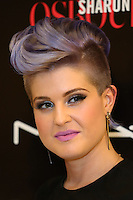 Kelly Osbourne during the Kelly Osbourne and Sharon Osbourne - MAC launch at Selfridges, London. 09/06/2014 Picture by: James Smith / Featureflash