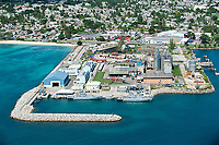 Coast Guard base, Bridgetown, St. Michael, Barbados
