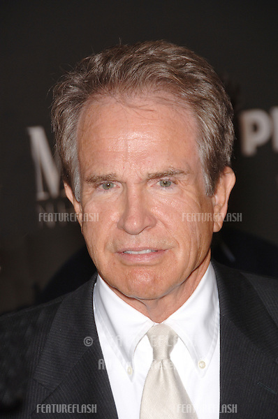 Actor WARREN BEATTY at the 13th Annual Premiere Magazine Women in Hollywood gala at the Beverly Hills Hotel..September 20, 2006  Los Angeles, CA.© 2006 Paul Smith / Featureflash