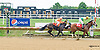 Subtle Intent winning at Delaware Park on 9/12/15