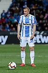 CD Leganes's Vasyl Kravets during La Liga match between CD Leganes and Levante UD at Butarque Stadium in Leganes, Spain. March 04, 2019. (ALTERPHOTOS/A. Perez Meca)
