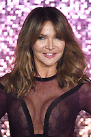 "LONDON, UK. October 23, 2018: Lizzie Cundy at the world premiere of ""Bohemian Rhapsody"" at Wembley Arena, London.<br /> Picture: Steve Vas/Featureflash"