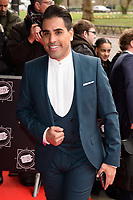 Dr Ranj Singh arriving for TRIC Awards 2018 at the Grosvenor House Hotel, London, UK. <br /> 13 March  2018<br /> Picture: Steve Vas/Featureflash/SilverHub 0208 004 5359 sales@silverhubmedia.com