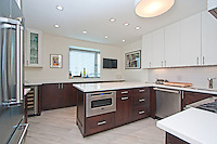 Kitchen at 500 Park Avenue