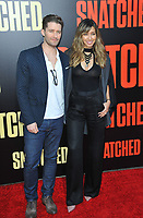 www.acepixs.com<br /> <br /> May 10 2017, LA<br /> <br /> Matthew Morrison  and Renee Puente arriving at the premiere of 'Snatched' at the Regency Village Theatre on May 10, 2017 in Westwood, California<br /> <br /> By Line: Peter West/ACE Pictures<br /> <br /> <br /> ACE Pictures Inc<br /> Tel: 6467670430<br /> Email: info@acepixs.com<br /> www.acepixs.com