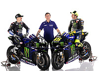 Maverick Vinales , Lin Jarvis, Valentino Rossi<br /> 05/02/2020 Moto Gp 2020 <br /> Presentazione Yamaha Monster Energy 2020 YZR-M1 <br /> Photo Yamaha Motor Racing Srl / Insidefoto <br /> EDITORIAL USE ONLY