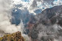 Clearing Rain, Nankoweap Canyon, North Rim, Grand Canyon National Park, Arizona