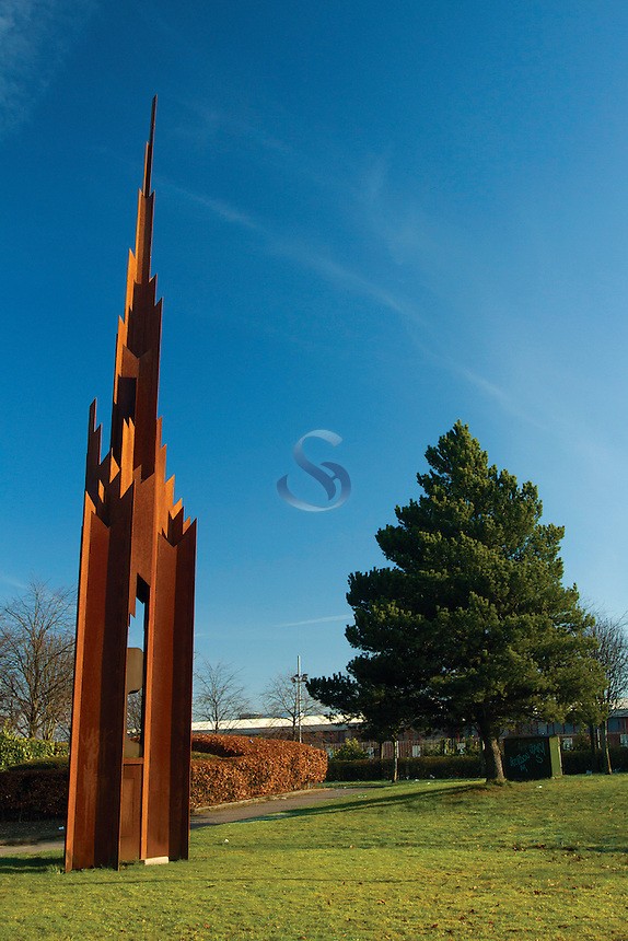 St Rollox Monument, Springburn, Glasgow