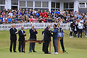 Alfie Plant (ENG) during the final round of the 146th Open Championship played at Royal Birkdale, Southport,  Merseyside, England. 20 - 23 July 2017 (Picture Credit / Phil Inglis)