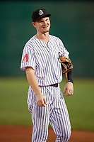 Jackson Generals Pavin Smith (13) during a Southern League game against the Mississippi Braves on July 23, 2019 at The Ballpark at Jackson in Jackson, Tennessee.  Mississippi defeated Jackson 1-0 in the second game of a doubleheader.  (Mike Janes/Four Seam Images)