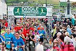 The Dingle Marathon underway on Saturday morning.