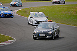 Safety Car - Clio Cup Series Croft 2013