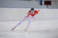 SPEEDSKATING: SOCHI: Adler Arena, 19-03-2013, Training, Ivan Skobrev (RUS), © Martin de Jong
