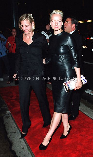 "Samantha Morton arrives at Cipriani on 42nd Street for the ""Minority Report"" premiere afterparty. New York, June 19, 2002. Please byline: Alecsey Boldeskul/NY Photo Press.   ..*PAY-PER-USE*      ....NY Photo Press:  ..phone (646) 267-6913;   ..e-mail: info@nyphotopress.com"
