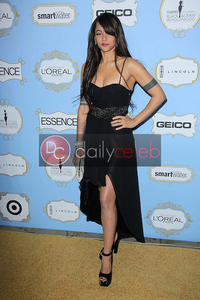 Persia White<br /> at the 6th Annual Essence Black Women in Hollywood Luncheon, Beverly Hills Hotel, Beverly Hills, C A 02-21-13<br /> David Edwards/DailyCeleb.com 818-249-4998