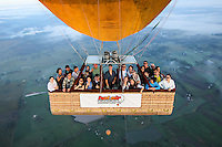 20150327 March 27 Hot Air Balloon Gold Coast