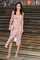 "Lucy Watson<br /> arriving for the world premiere of ""Our Planet"" at the Natural History Museum, London<br /> <br /> ©Ash Knotek  D3491  04/04/2019"