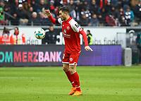 Suat Serdar (1. FSV Mainz 05) - 17.03.2018: Eintracht Frankfurt vs. 1. FSV Mainz 05, Commerzbank Arena