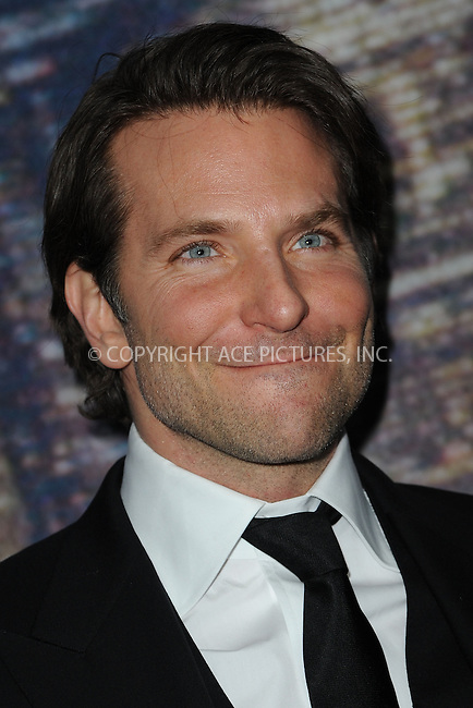 WWW.ACEPIXS.COM<br /> February 15, 2015 New York City<br /> <br /> Bradley Cooper walking the red carpet at the SNL 40th Anniversary Special at 30 Rockefeller Plaza on February 15, 2015 in New York City.<br /> <br /> Please byline: Kristin Callahan/AcePictures<br /> <br /> ACEPIXS.COM<br /> <br /> Tel: (646) 769 0430<br /> e-mail: info@acepixs.com<br /> web: http://www.acepixs.com