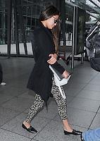 WWW.BLUESTAR-IMAGES.COM.Selena Gomez arriving at London Heathrow Airport from Las Vegas, London, UK.  21/05/2013.BYLINE MUST READ: KP Pictures/Bluestar (kap1003)  +44 (0)208 445 8588