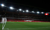 A general view of the stadium during the Premier League match between Arsenal and Huddersfield Town at the Emirates Stadium, London, England on 29 November 2017. Photo by Carlton Myrie / PRiME Media Images.