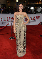 Actress Jenna Dewan Tatum at the world premiere of &quot;Hail Caesar!&quot; at the Regency Village Theatre, Westwood.<br /> February 1, 2016  Los Angeles, CA<br /> Picture: Paul Smith / Featureflash