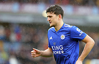 Leicester City's Harry Maguire leaves the pitch after being shown a red card by Referee Michael Oliver<br /> <br /> Photographer Rich Linley/CameraSport<br /> <br /> The Premier League - Burnley v Leicester City - Saturday 16th March 2019 - Turf Moor - Burnley<br /> <br /> World Copyright © 2019 CameraSport. All rights reserved. 43 Linden Ave. Countesthorpe. Leicester. England. LE8 5PG - Tel: +44 (0) 116 277 4147 - admin@camerasport.com - www.camerasport.com