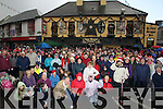 WALKERS: Taking part in the late Bill Kirby walk on St Stephen's Day for the Pallative care Unit, at Kerry General Hospital.